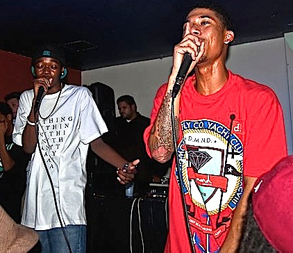 new music mike g hodgy beats live