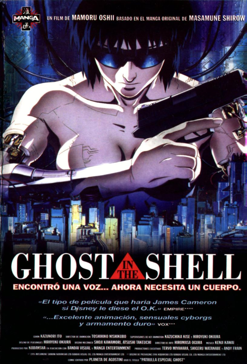 Mini Review Ghost In The Shell